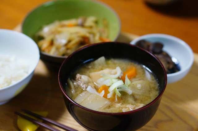 発酵食品 味噌汁