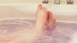 熱ストレス入浴